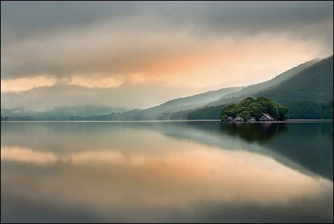 Dawn On Coniston