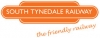 Thumb South Tynedale Railway Logo