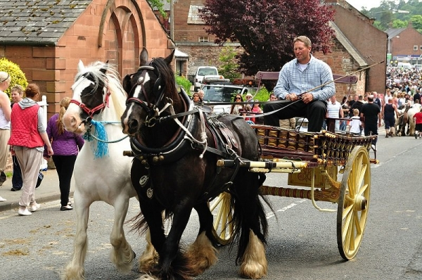 Appleby Horse Fair community drop-in events