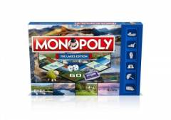Lakes' version of Monopoly game is heading for Christmas number one best seller